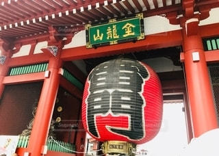 浅草雷門の写真・画像素材[2781730]