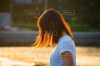 女性の写真・画像素材[527127]