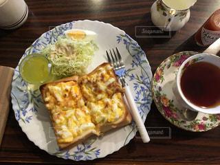 朝食の写真・画像素材[308843]