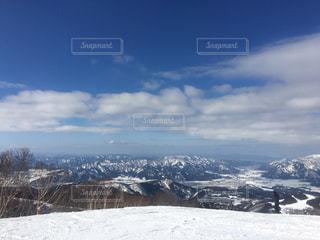 雪山の景色 - No.358959