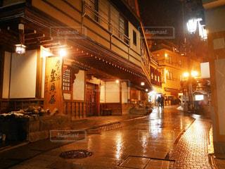 夜の街の写真・画像素材[937548]