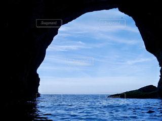 水の大きな体の写真・画像素材[1249614]