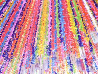 色とりどりの花のグループの写真・画像素材[1396675]