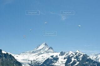 スイスアルプスの写真・画像素材[4251]