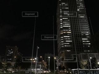 夜ビル - No.871508