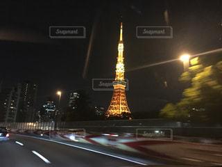 東京タワーの写真・画像素材[308243]