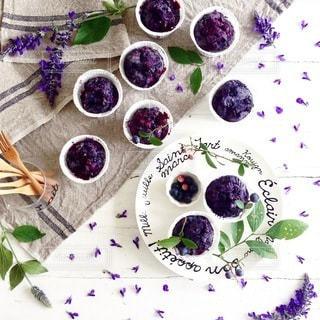 紫の写真・画像素材[4104]