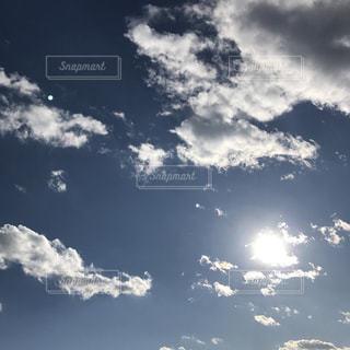 青空と雲の写真・画像素材[279654]