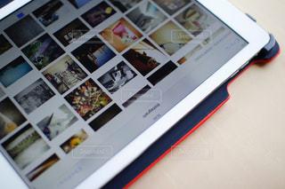 iPad Airのあっぷの写真・画像素材[996285]