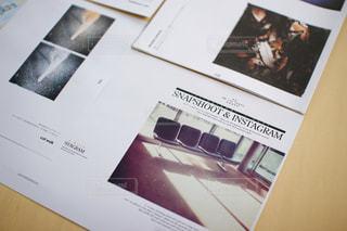 ジン制作の過程の写真・画像素材[996367]