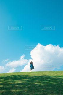 雲の世界の写真・画像素材[503801]