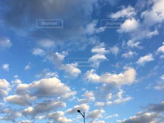 sky blueの写真・画像素材[938913]