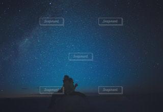 夜空の写真・画像素材[311826]