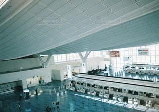 空港の写真・画像素材[11499]