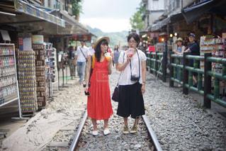 台湾女子旅の写真・画像素材[788551]