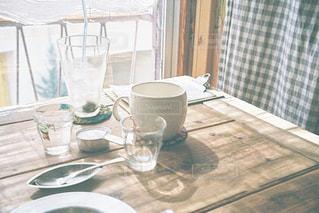 カフェの写真・画像素材[1101864]