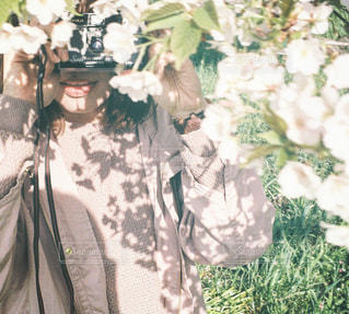 衣装を着ている人の写真・画像素材[1189334]