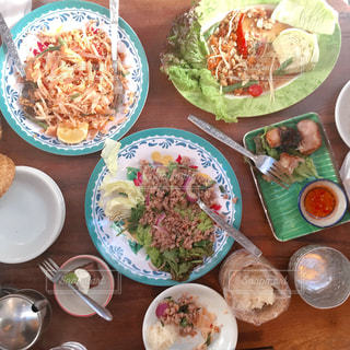 タイ料理ランチの写真・画像素材[1658661]