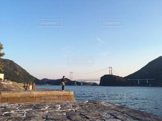 熊本・三角港の写真・画像素材[1730955]