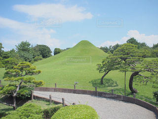 熊本・水前寺公園の写真・画像素材[1730959]