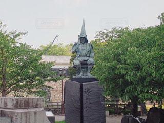 熊本城の像の写真・画像素材[1730973]