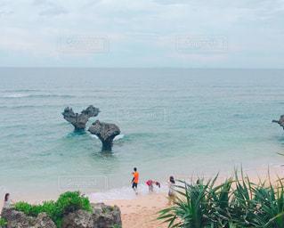 沖縄・古宇利島の写真・画像素材[1741258]