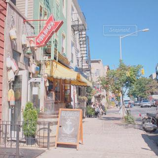ブルックリンの街並みの写真・画像素材[2232708]