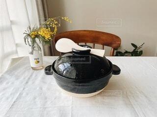 土鍋ごはんの写真・画像素材[4169782]