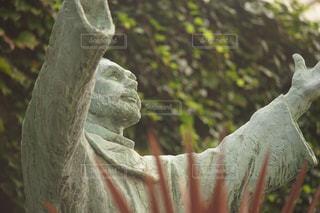 石像の写真・画像素材[281778]