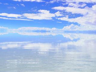 ウユニの写真・画像素材[282010]