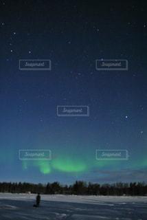 夜空の写真・画像素材[282013]
