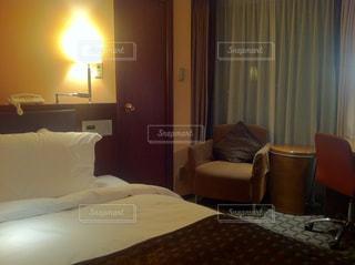 シックでモダンなホテルの写真・画像素材[331481]
