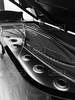 グランドピアノの写真・画像素材[398700]