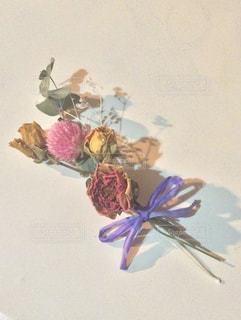 ドライフラワーのミニ花束 - No.716528