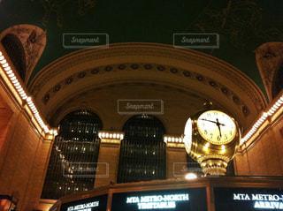 ニューヨークのターミナル駅の写真・画像素材[1104753]