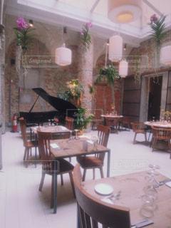 音楽のあるカフェレストラン - No.1227108