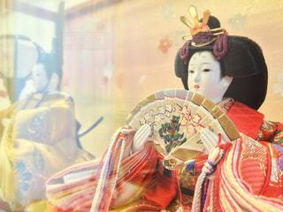 お内裏様とお雛様の写真・画像素材[1538077]