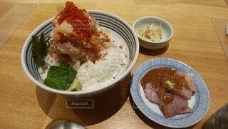 新鮮美味しい海鮮丼の写真・画像素材[4292062]