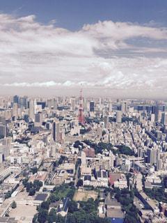 東京タワーの写真・画像素材[328992]