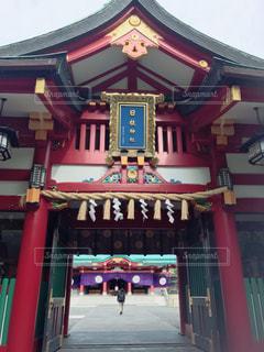 日枝神社の写真・画像素材[797641]
