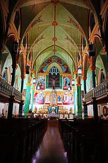 礼拝堂の写真・画像素材[1495051]