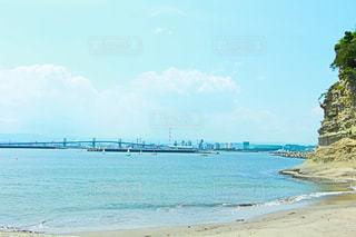 地元の海の写真・画像素材[2228466]