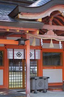 神社の写真・画像素材[285014]