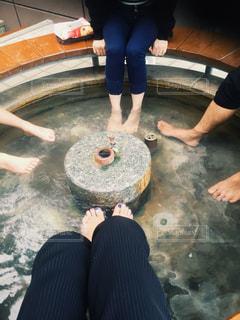温泉の写真・画像素材[135137]