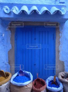 シャフシャウエンの扉の写真・画像素材[1152627]