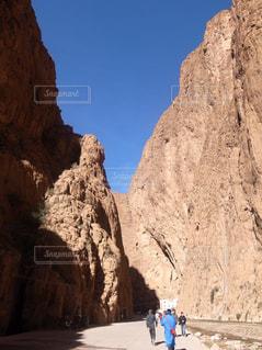 トドラ渓谷の写真・画像素材[1152824]