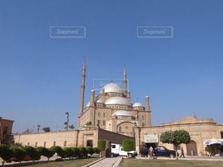 ムハンマド・アリーモスクの写真・画像素材[1156225]