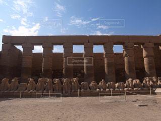 ルクソール神殿の写真・画像素材[1156233]