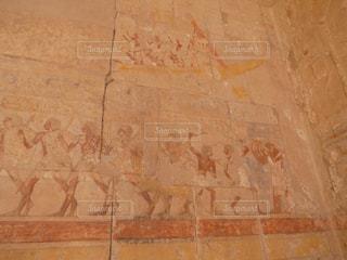 王家の谷の壁画の写真・画像素材[1166859]