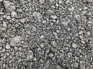近くの岩のアップの写真・画像素材[1554986]